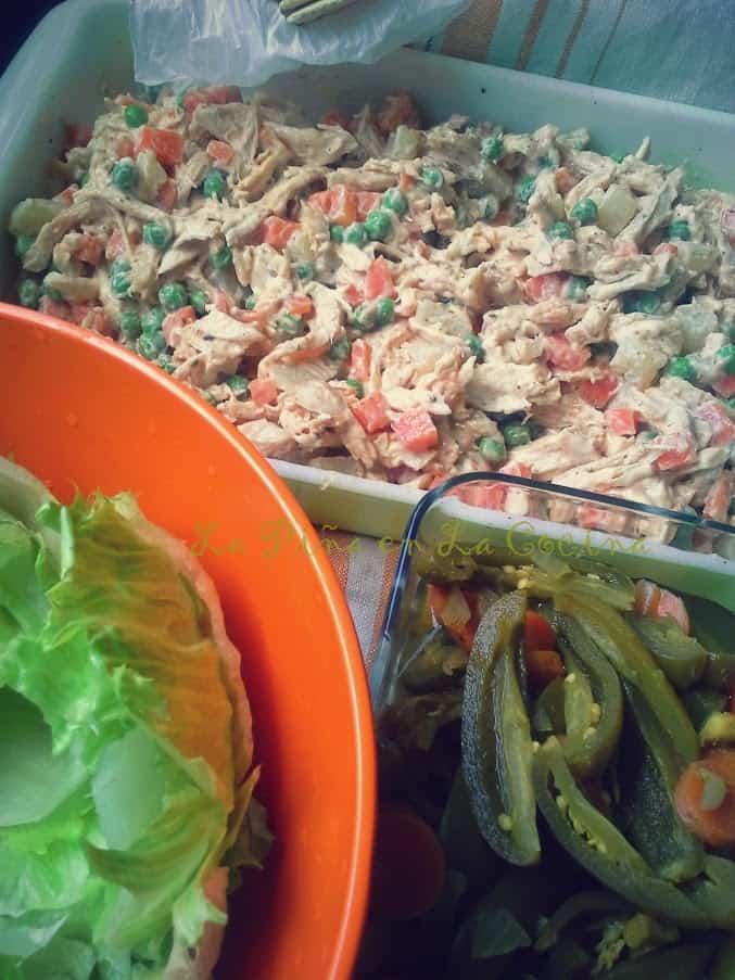 Ensalada de Pollo/Mexican Chicken Salad