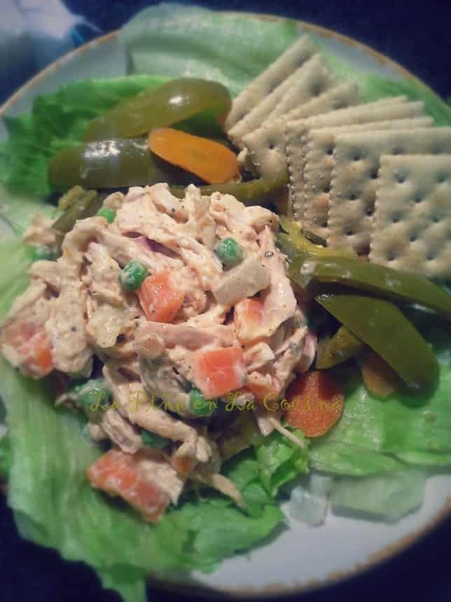 Ensalada de Pollo/Mexican Chicken Salad