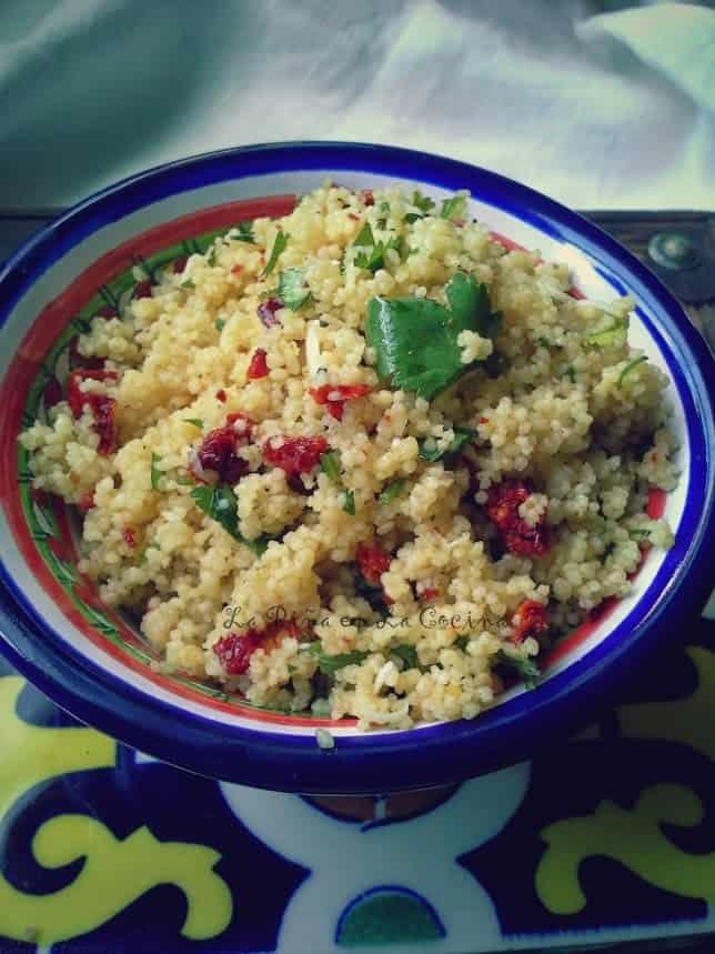 Couscous Salad-Summer Foods