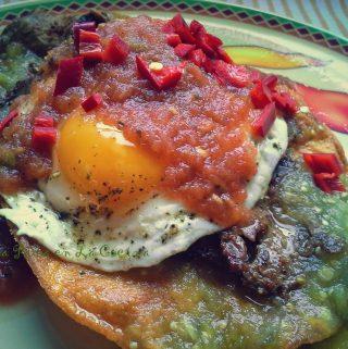 My Favorite Mexican Desayuno~Breakfast~Brunch