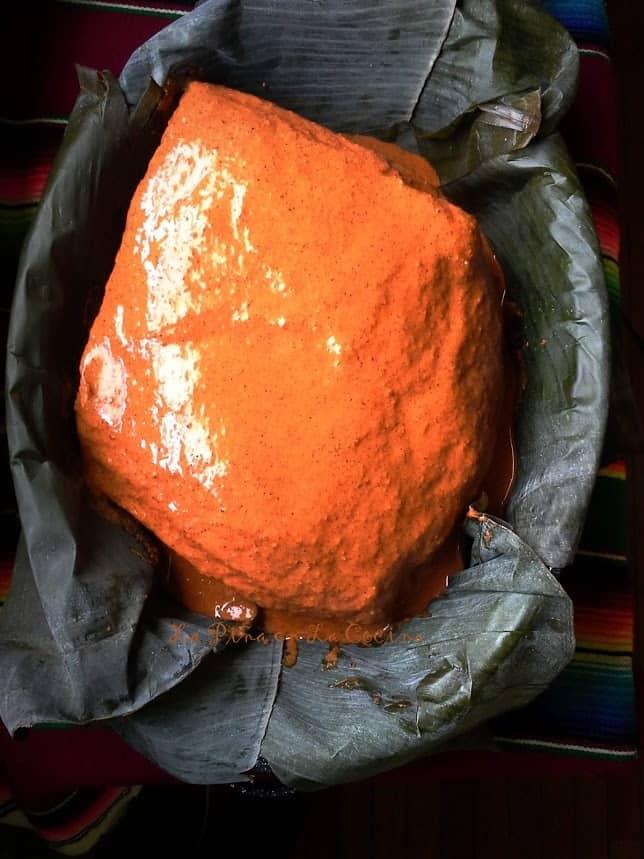 Cochinita Pibil~Achiote, Sour Orange Marinade