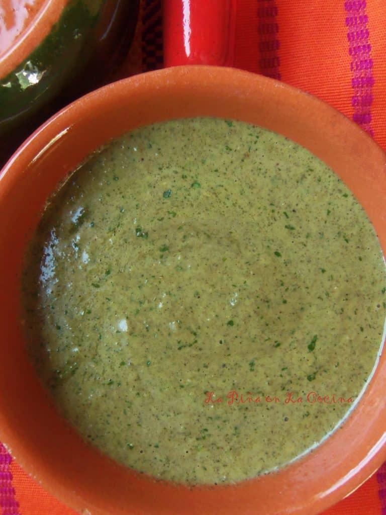 Achiote Verde-Green Achiote