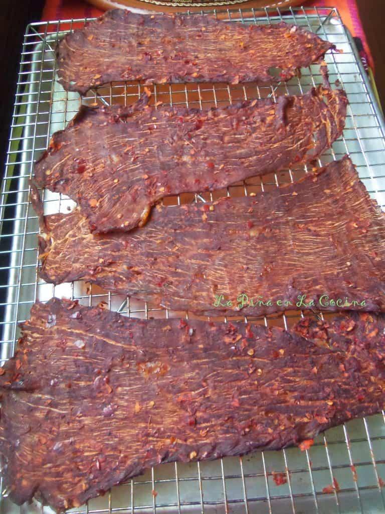 Cecina de Res-Dried Beef Cecina