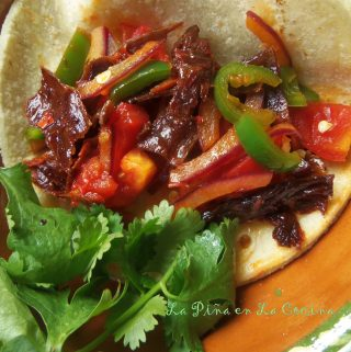 Mexican Cecina~Prepared Two Ways