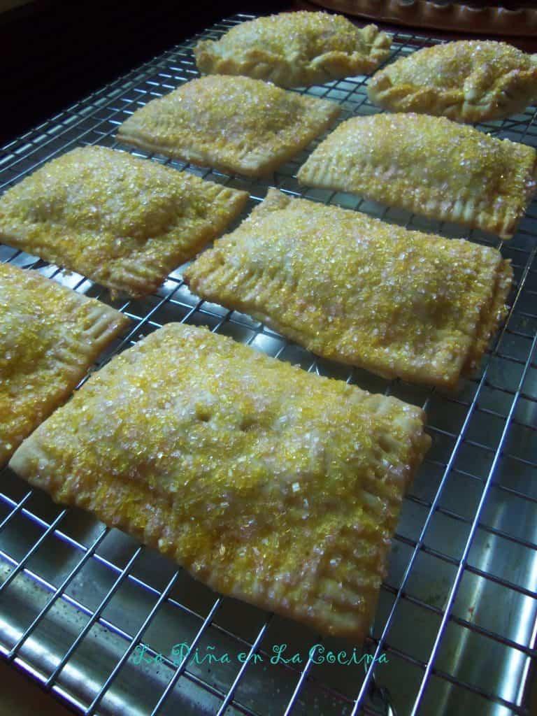 La Piña Tarts (Homemade Pineapple Pop Tarts)