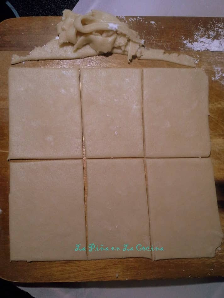 La Piña Tarts (Homemade Pineapple Pop Tarts)-Dough Recipe