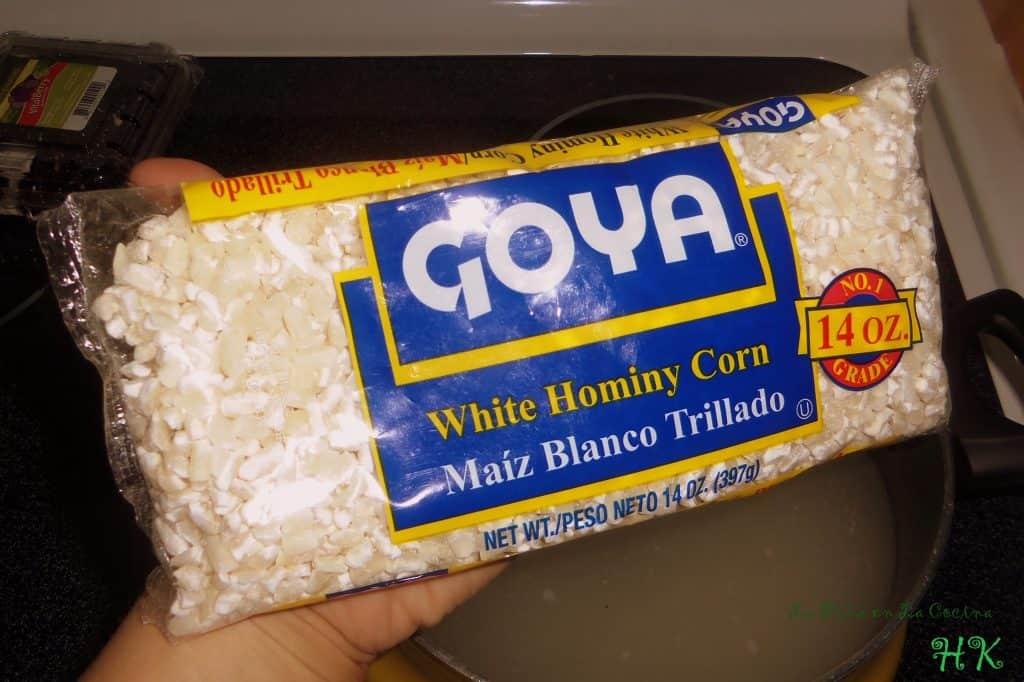 Maiz Blanco-Goya