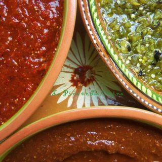 La Taquiza! It All Starts With The Salsa