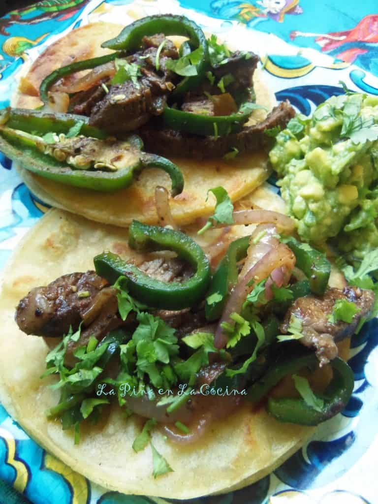 Ribeye Steak Tacos