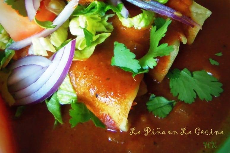 The Whole Enchilada-My Three Favorite Recipes