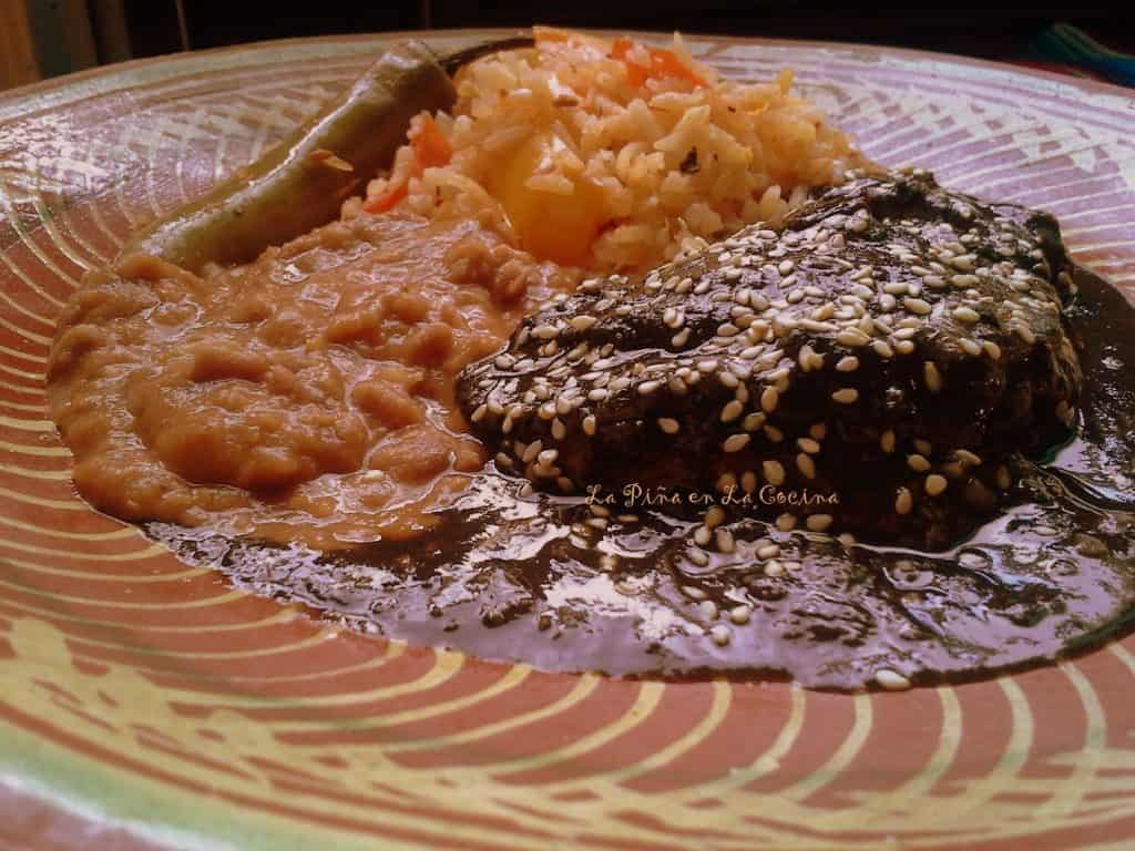 Mole Negro-Prepared With Recado