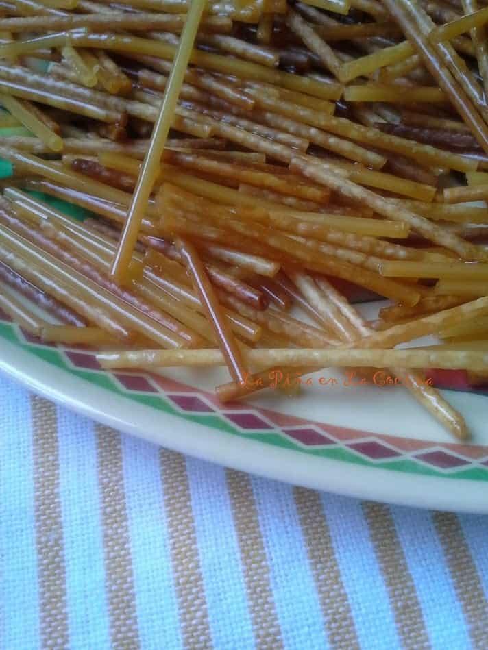 Tacos de Fideo-Broken Spaghetti Tacos