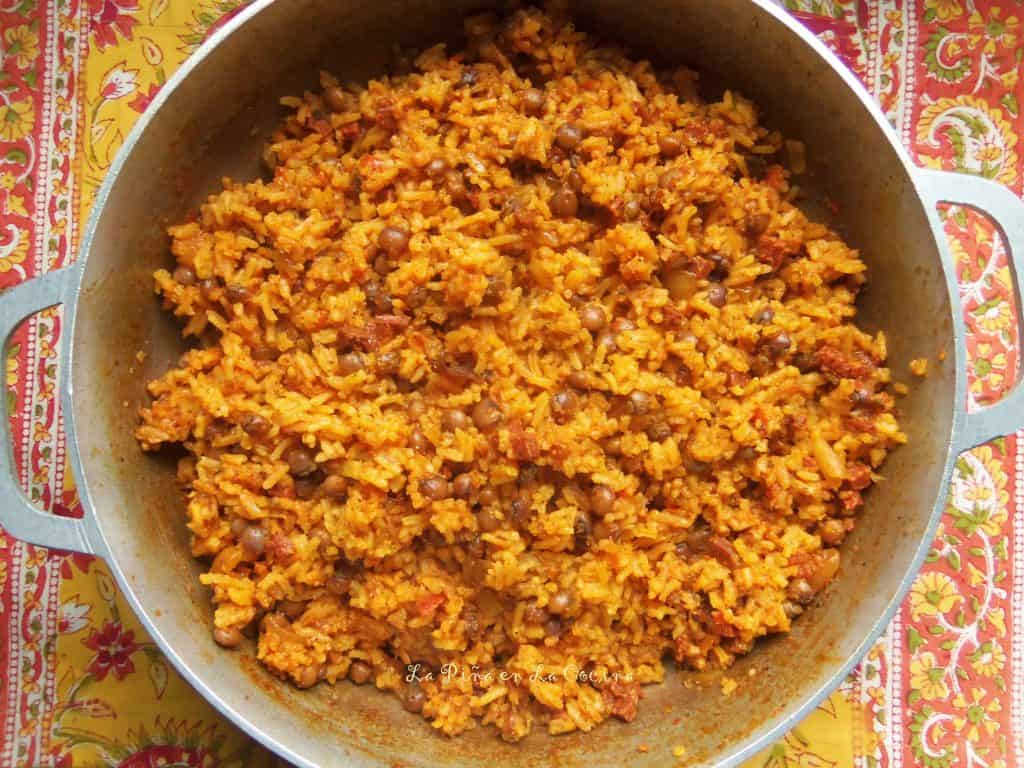 Arroz con Gandules-Red Sofrito