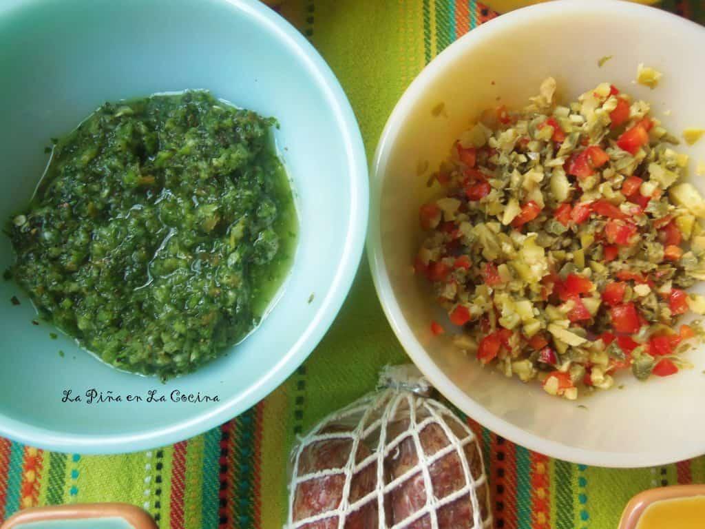 Arroz con Gandules-Green Sofrito-Recao
