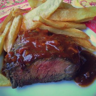 Steaks & Chops~ Cast Iron Cooking