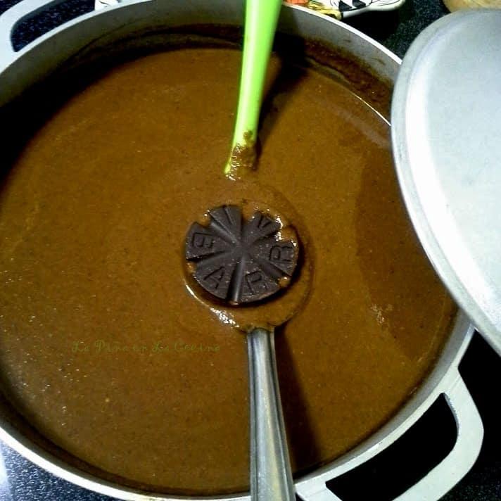 Oaxacan-Style Mole Sauce