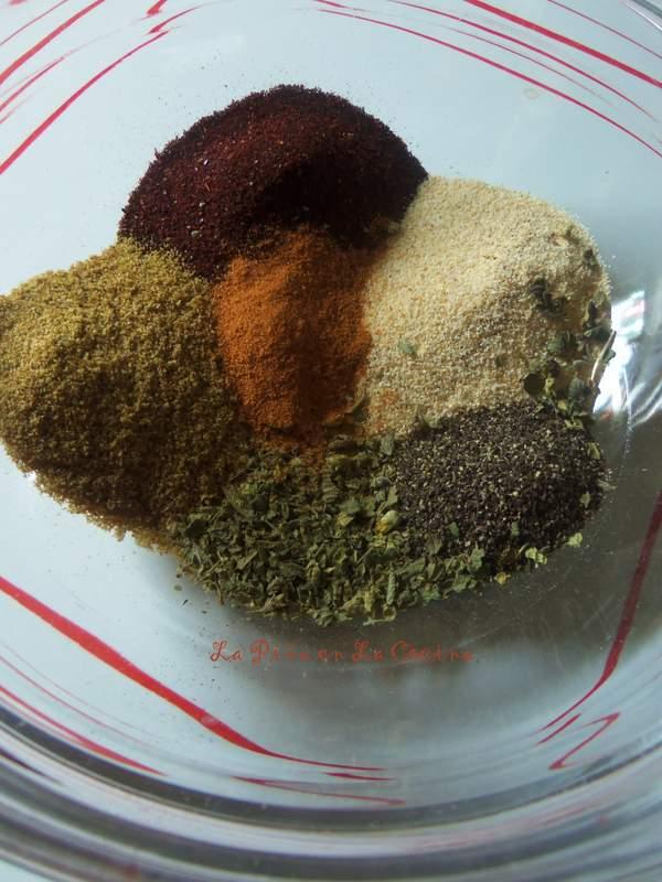 Homemade Spice Rub