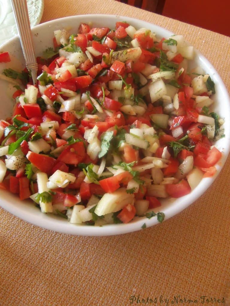 Pico de Gallo~Dinner In The City