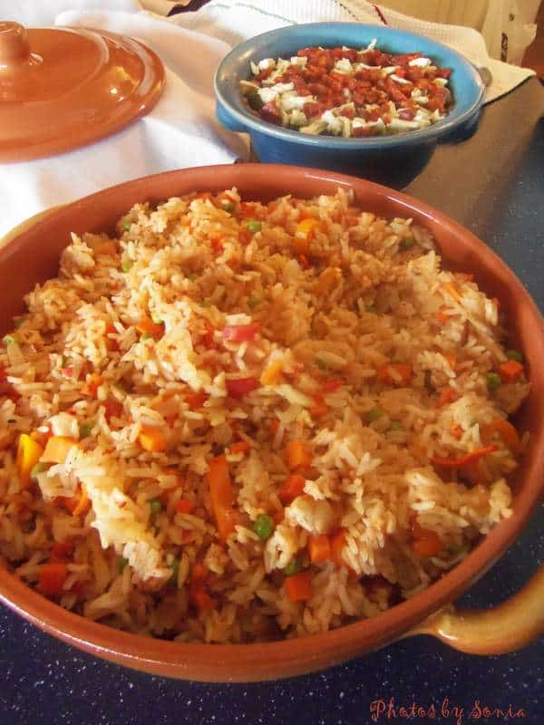 Arroz Mexicano-Red Rice
