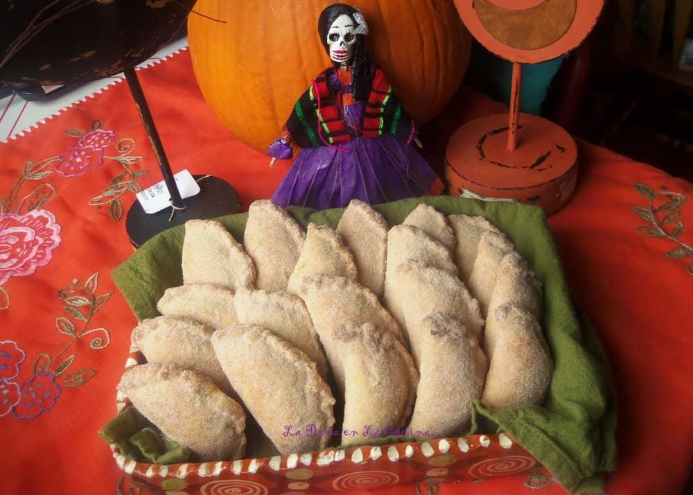 Empanadas de Calabaza(Pumpkin Empanadas)