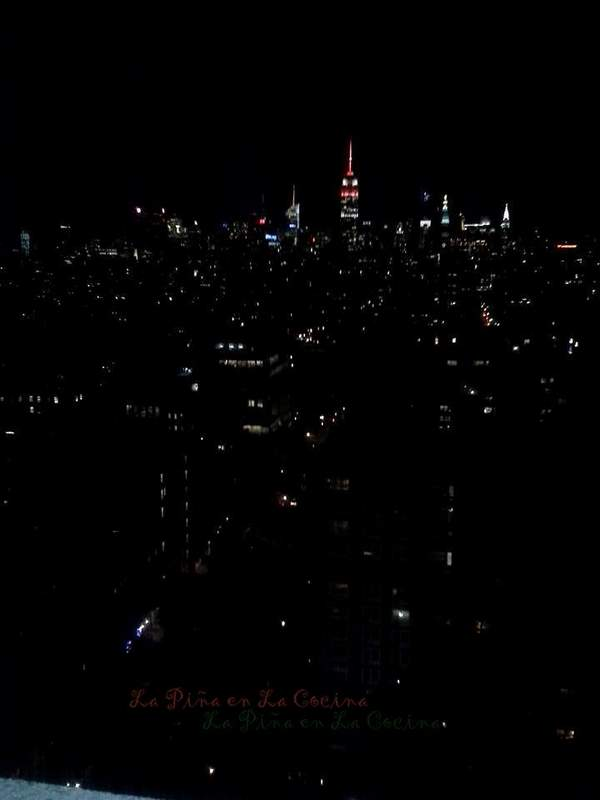 New York City~My View From The 27th Floor
