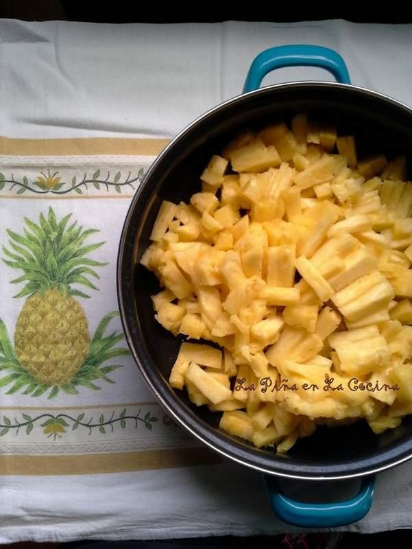 Pineapple Filling for Empanadas