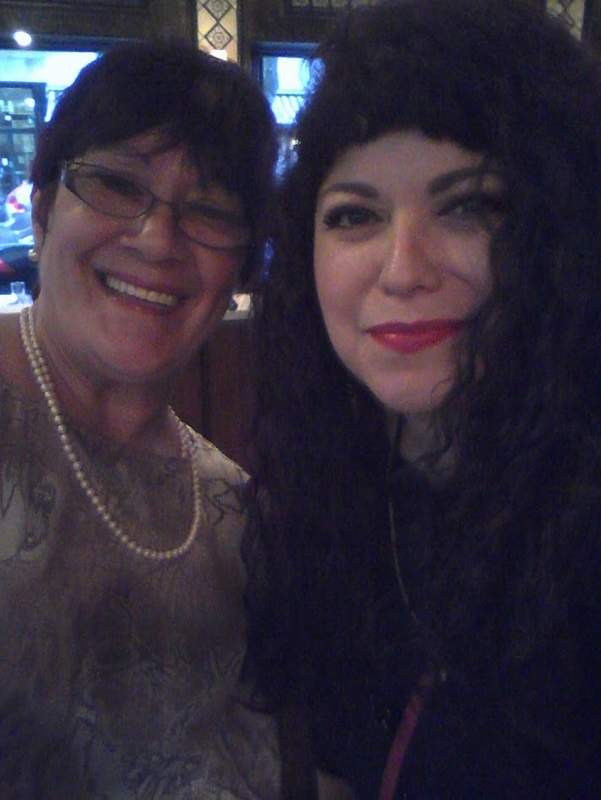 Norma and Me! New York City