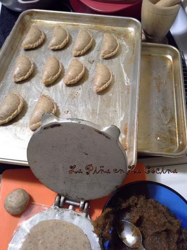 Empanadas de Calabaza-Pumpkin Empanadas