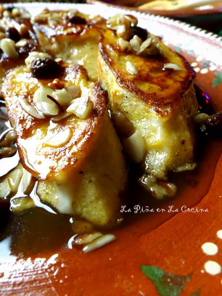Piloncillo Syrup #piloncillo #buñuelos