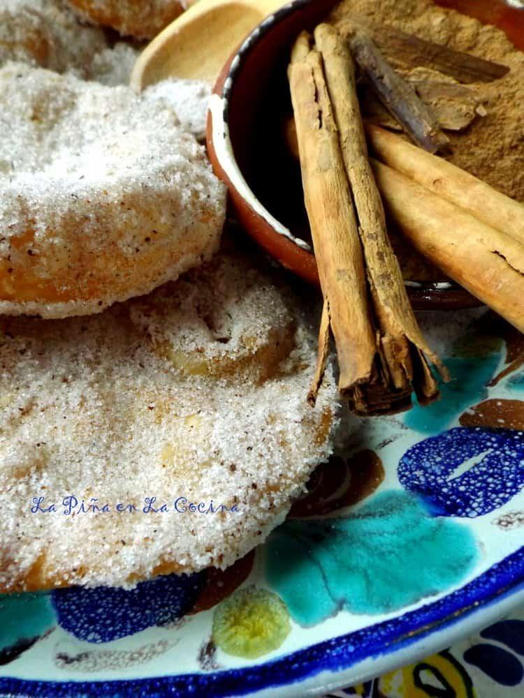 Buñuelos #buñuelos
