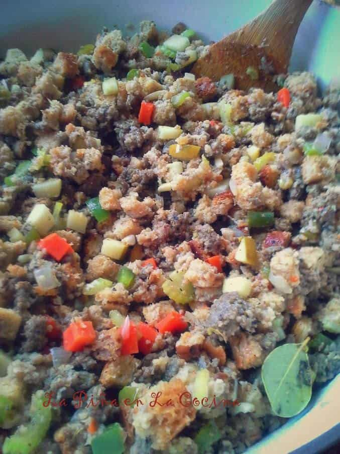 Mom's Stuffing Recipe