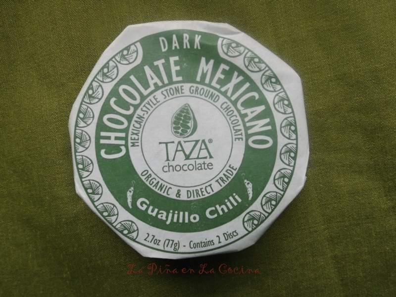 Atole de Chocolate~Maizena