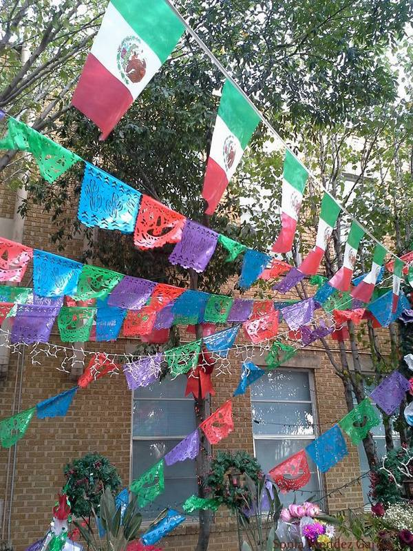 Immersed In Mexican Tradition-Immaculate Heart of Mary, Houston, Texas