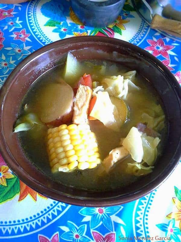 Caldo de Pollo-The Lopez Ranch