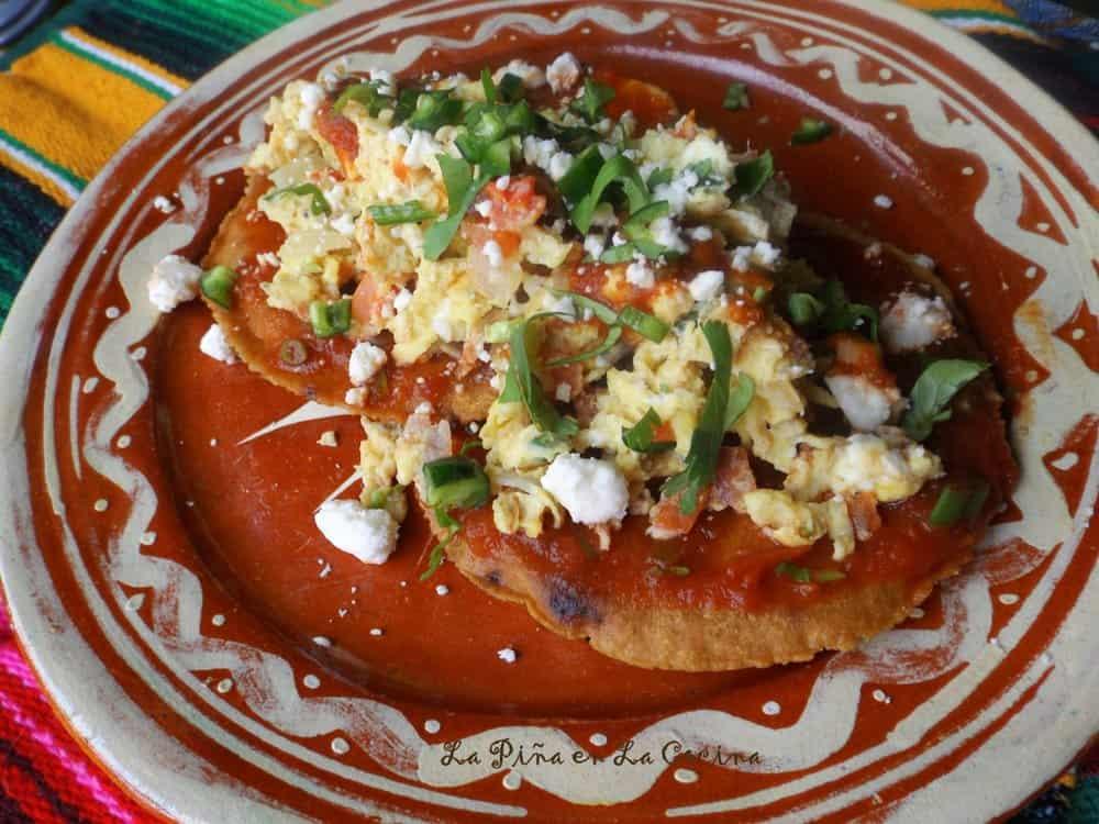 Huevoa a La Mexicana