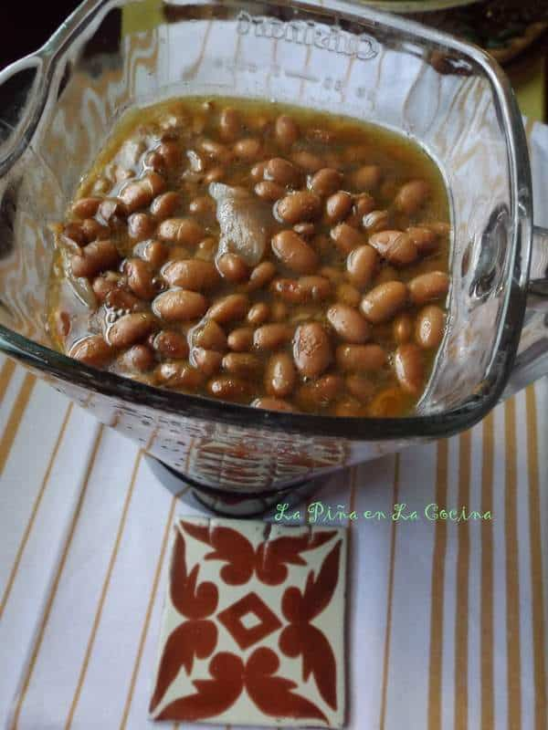 Frijoles-Healthy Refried Beans