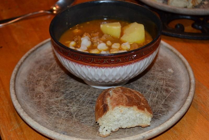 Fricase de Puerco-Bolivian Foods