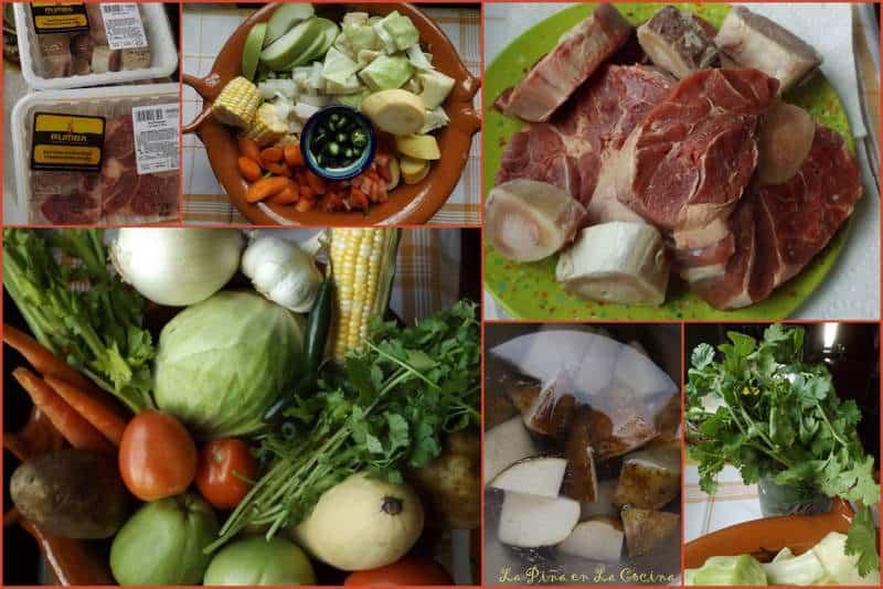 Caldo de Res(Mexican-Style Beef Soup #RumbaMeats