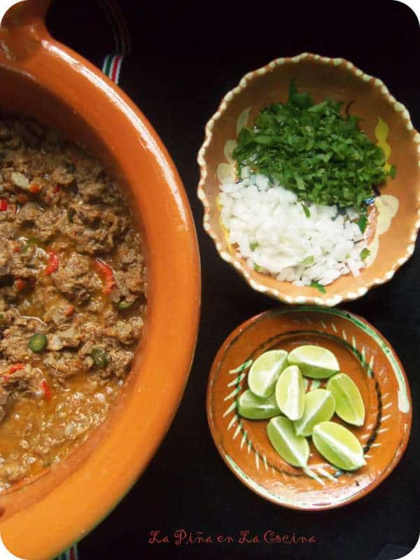 Tacos de Lengua-Beef Tongue Tacos
