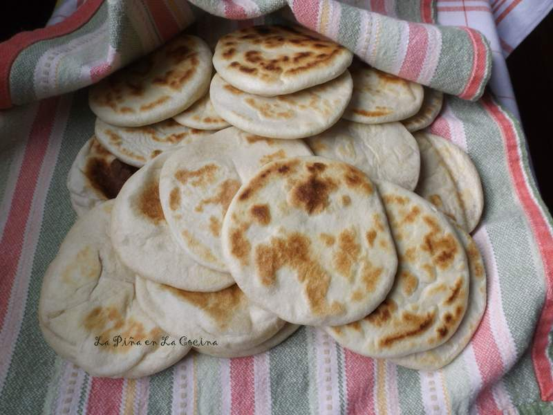 Gorditas de Harina-Savory Flour Gorditas For Filling