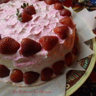 Pastel de Tres Leches ~ Three Milk Cake