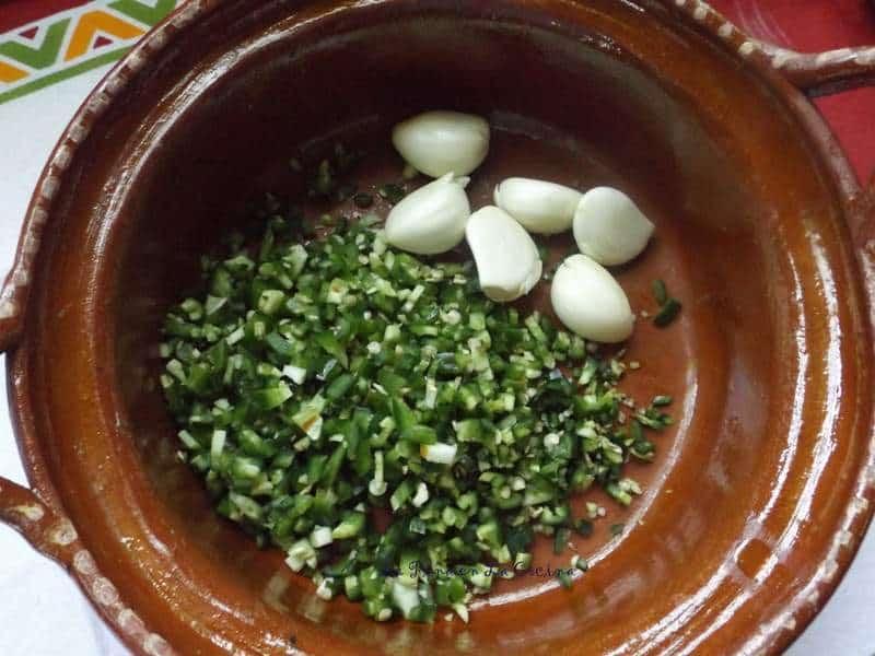 Jalapeño Garlic Mojo Shrimp