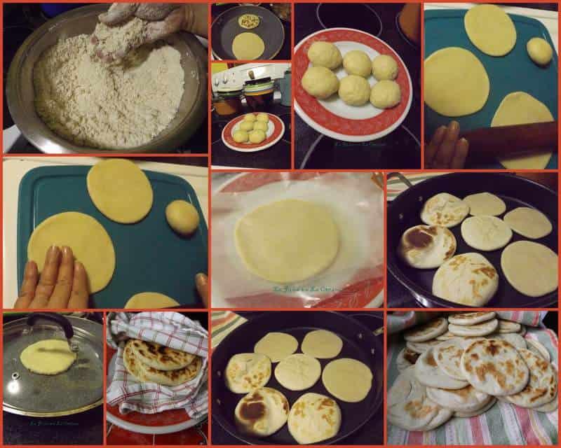 Gorditas de Harina-Savory Flour Gorditas