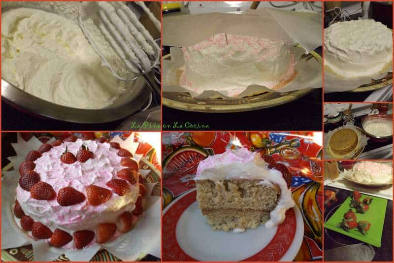 Pastel de Tres Leches(Three Milk Cake)