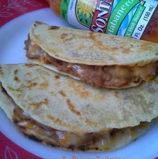 Flour -Corn Tortillas~ The Best Of Both!
