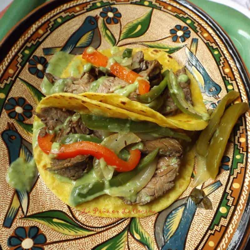 Soft Flour-Corn Tortillas(fajitas)