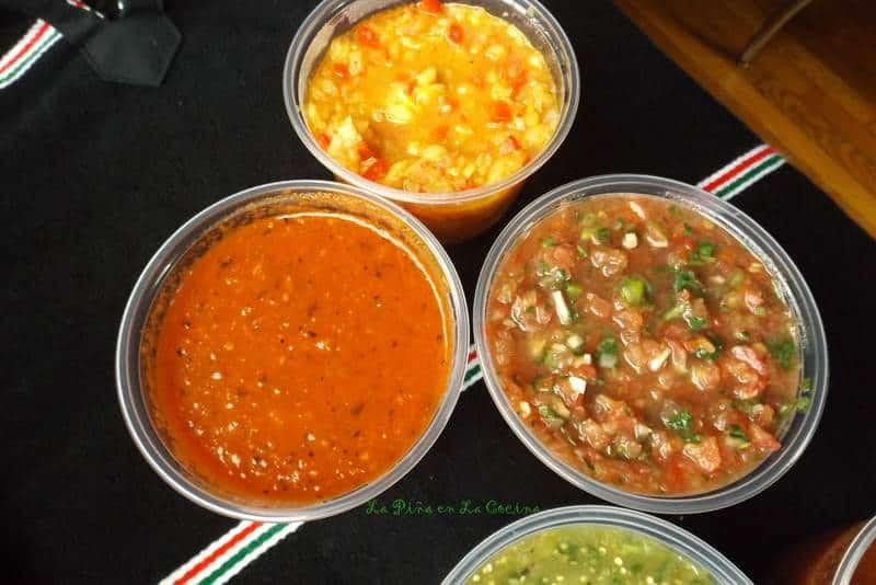 Salsa's!!