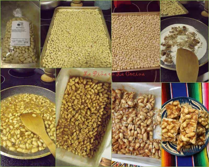 Palanqueta de Cachuate(Mexican Peanut Candy)