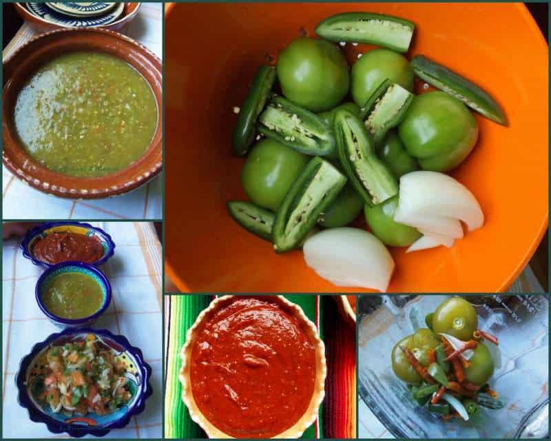 Salsa's For Barbacoa-#rumbameats #beefcheek #barbacoa