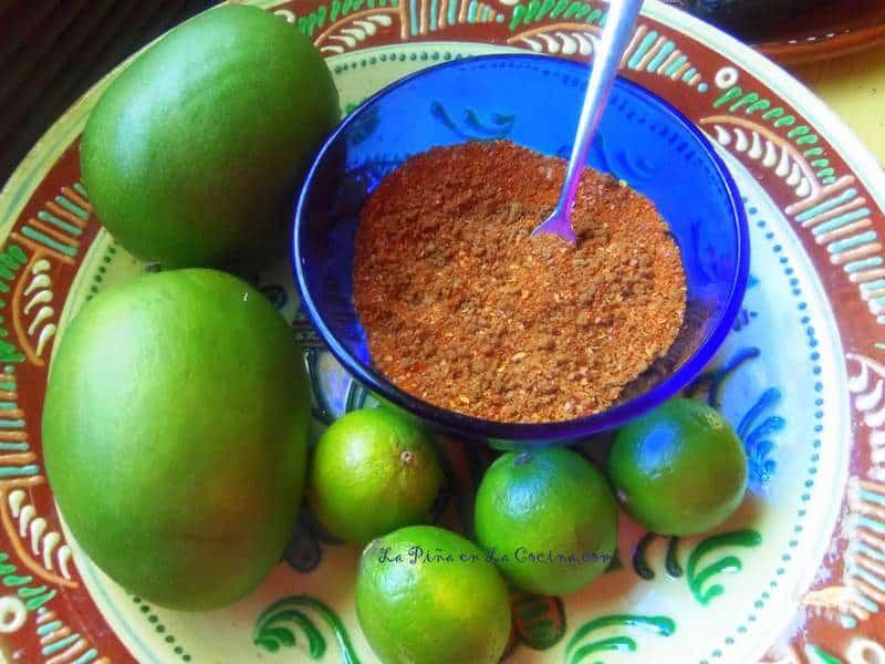 Mango Con Chile
